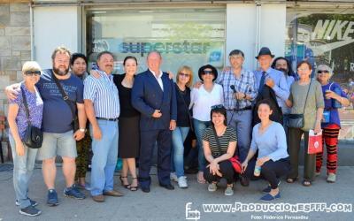 Comisión social en el mes de Julio sosa