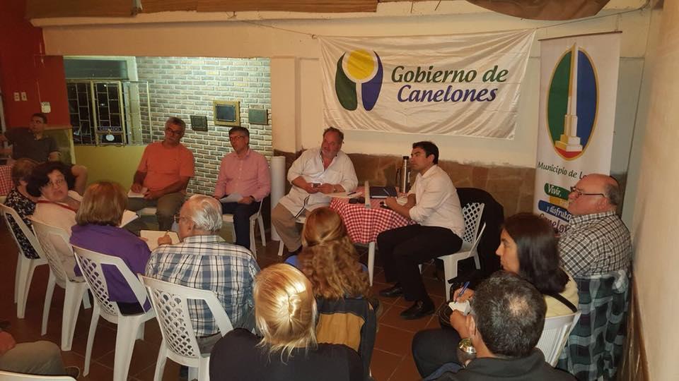 Concejo Municipales de Las Piedras y La Paz